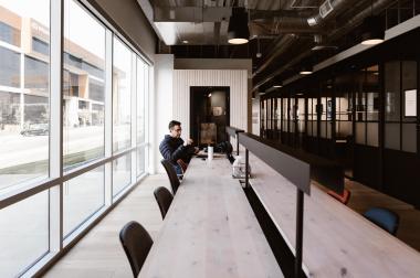 Coworking space in Lehi