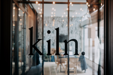 coworking office space at Kiln