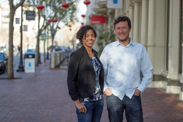 Investors Outside office in Salt Lake
