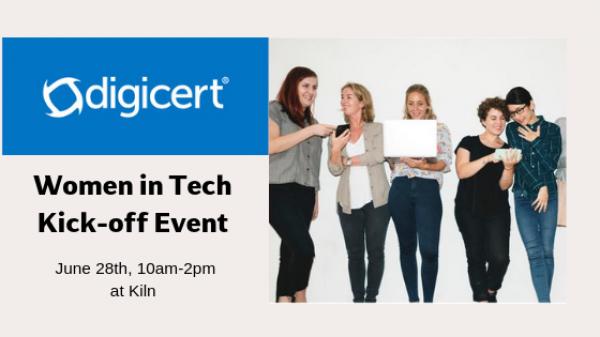 digicert women in Tech