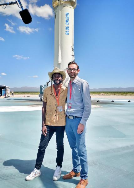 Josh Hanes and Uplift Aerospace